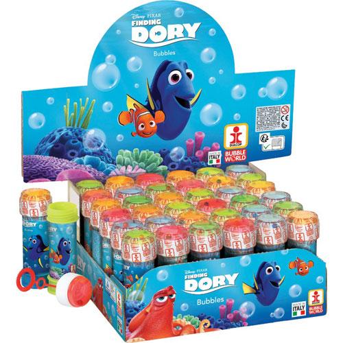 Disney Pixar Finding Dory Novelty Soap Bubbles