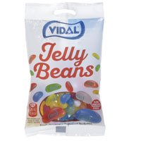 Jelly Beans Sweets 100g Bag