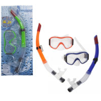 Adult High Quality Mask And Snorkel Set