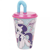 Official My Little Pony Tumbler With Straw