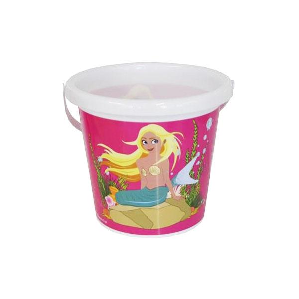 Mermaid Bucket 17CM