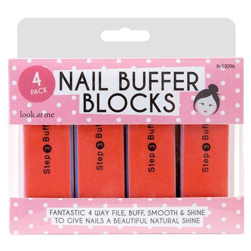 Nail Buffer Blocks 4 Pack