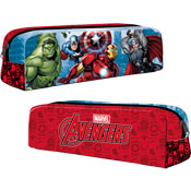 Official Marvel Avengers Rectangular Pencil Case