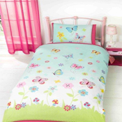 Childrens Fun Filled Bedding - Butterfly Gardens