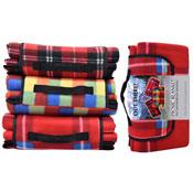 Waterproof Fleece Picnic Blanket