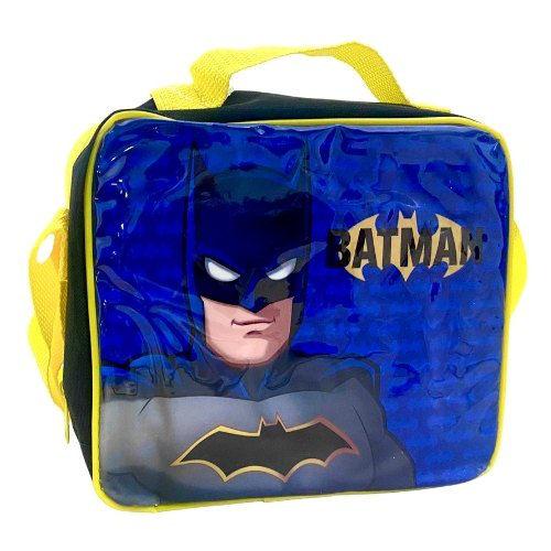 Official Batman Lunch Bag Set 3 Piece