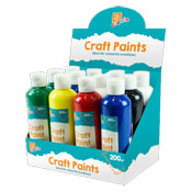 Craft Paint Bottle 200ml
