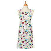 Chatsworth Floral Cotton Apron