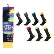 Socksation Mens Luxury Suit Socks 7 Days CARTON PRICE