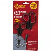 Stainless Steel Scissors 2 Pack
