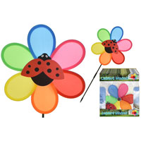 Ladybird Garden Windmill