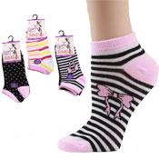 Ladies Trainer Socks Mixed Styles