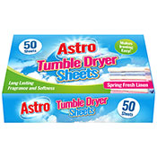 Fresh Linen Fragrance Tumble Dryer Sheets