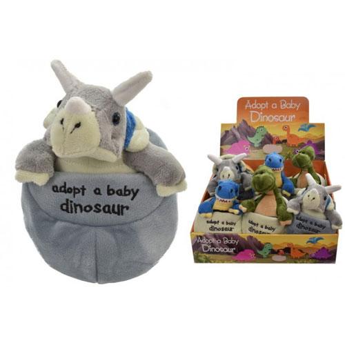 Adopt A Baby Dinosaur Toy