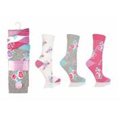 Jennifer Anderton Ankle Socks Assorted Floral