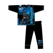 Older Boys Batman Pyjama Set