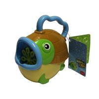 Windup Turtle Bubble Machine