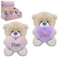 Mum Bear With Heart
