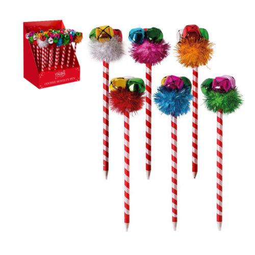 Christmas Jingle Bells Pen
