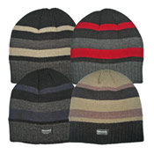 Thinsulate Striped Hat