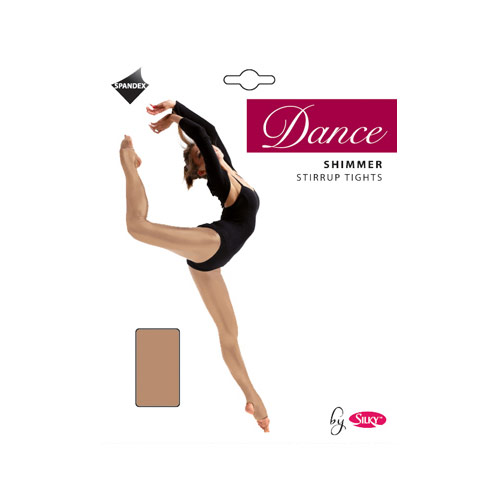 Shimmer Stirrup Dance Tights Girls