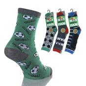 Footie Fan Boys Socks