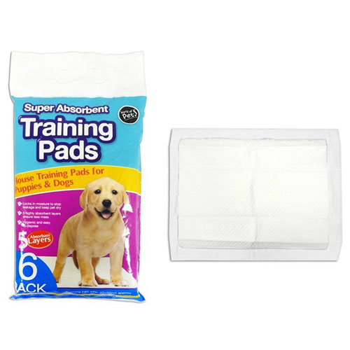 Puppy Training Pads 6 Pack