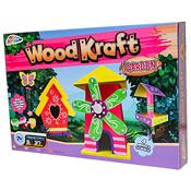 Grafix Wood Kraft Garden Set