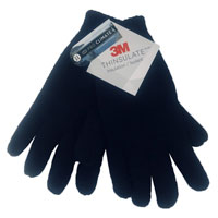 Mens Acrylic Thinsulate Gloves
