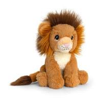 18cm Keel-Eco Lion Soft Toy
