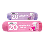 Fragranced Swing Bin Liners 20 Pack