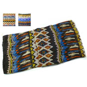 Aztec Fashion Scarf Assorted Colours