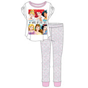 Ladies Disney Princess Pyjama Set