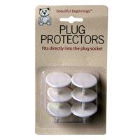 Saftey Plug Protector 6 Pack