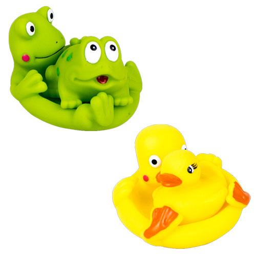Bath Time Family Play Set 2 Pack
