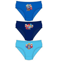 Boys Official Go Jetters Briefs