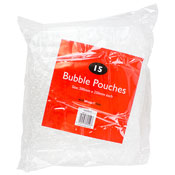 Bubble Pouches 15 Pack