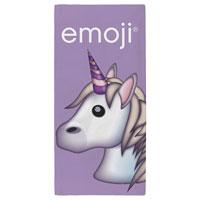 Official Emoji Unicorn Towel