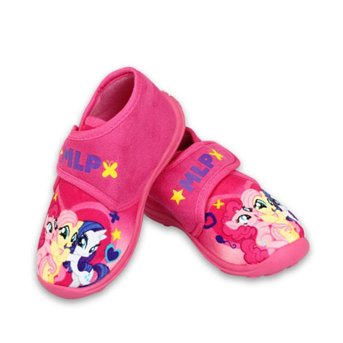 Official My Little Pony Girls Slippers
