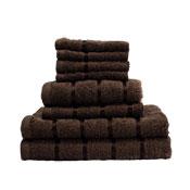 8 Piece Towel Bale Mocha Egyptian Cotton