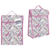 Insulated Cooler Lunch Bag Unicorn Design