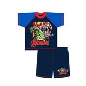 Official Older Boys Marvel Avengers Shortie Pyjamas