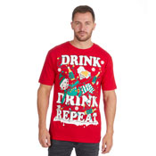 Christmas T-Shirt Red Elf