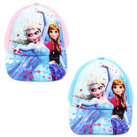 Official Childrens Disney Frozen Baseball Cap