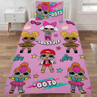 Official LOL Surprise OOTD Duvet Set