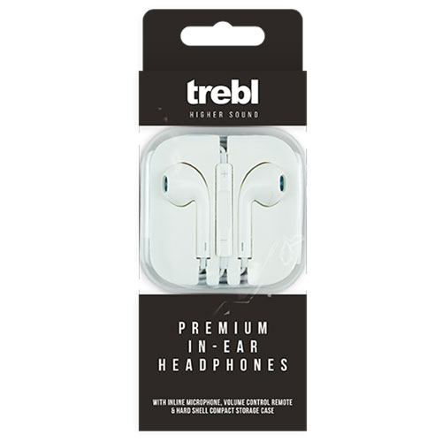 Stereo In Ear Headphones With Mic