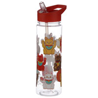 Reusable Water Bottle Lucky Cat