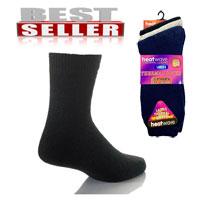 Ladies Heatwave Thermal Socks