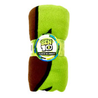 Ben 10 Official Fleece Blanket