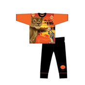 Older Boys Lion King Pyjamas